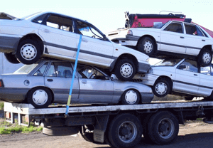 damaged Car Removals Sydney