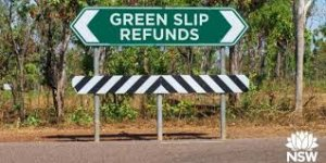 Green Slip Refunds NSW